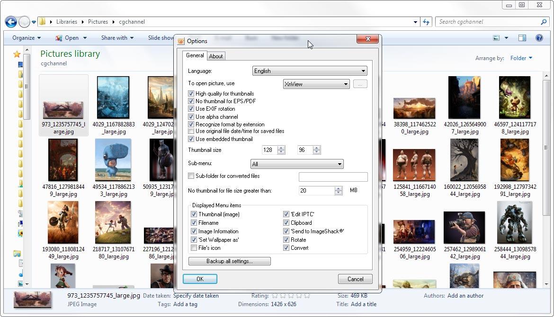 XnShell Screenshot 2